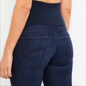 AG Adriano Goldschmied Maternity Jeans Full Panel
